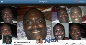 Zróżnicowane zdjęcia na instagramie