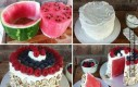Arbuzowe ciasto