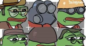 Rzadkie TF Pepe
