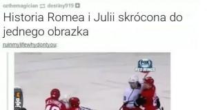 Romeo i Julia na lodzie