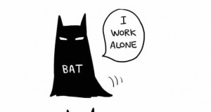 Pracuję sam