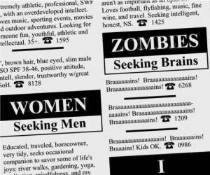 Kobieta szuka mężczyzny