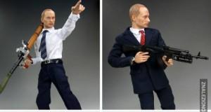 Figurki Putina