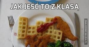Jak jeść to z klasą