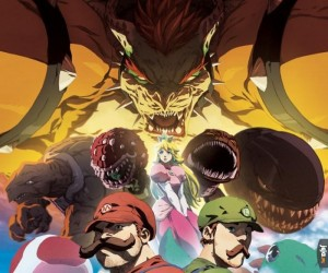 Gdyby zrobili anime o Mario