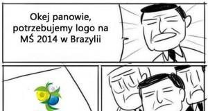 Co przypomina Ci logo MŚ w Brazylii?