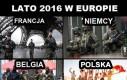 Lato 2016 w Europie