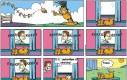 Garfield: Koszenie trawy