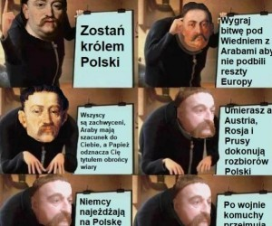 Sobieski miał plan