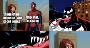 Mary Jane dokonała wyboru