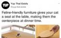 Koci stół