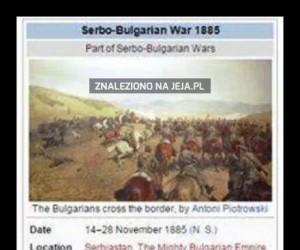Zwykła wojna: 1 na 1000000