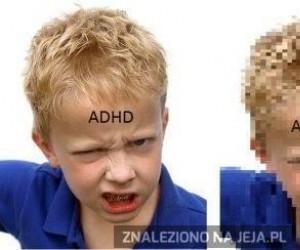 ADHD vs AD240p