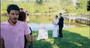 Troll na ślubie