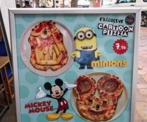 Te pizze będą nawiedzać moje życie