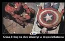 Scena, której nie chcę zobaczyć w Wojnie bohaterów