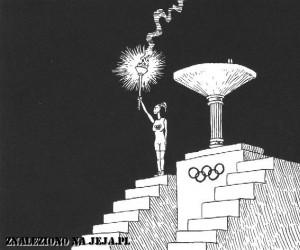 Samobójstwa zajączka: Zajączek na olimpiadzie