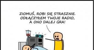 Nawiedzone radio