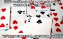 Kiedy grasz z kumplem w makao i nagle wystawiasz mocną kartę