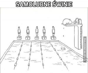 Samolubne świnie