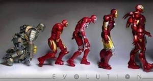 Ewolucja Iron Mana