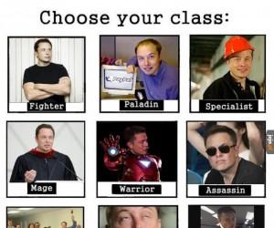 Elon to prawdziwy człowiek renesansu