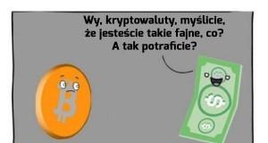 Jakby ktoś się zastanawiał, dlaczego bitcoin spada