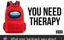 Co mówi o Tobie Twój plecak?
