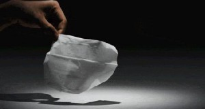 Sztuka z chusteczki