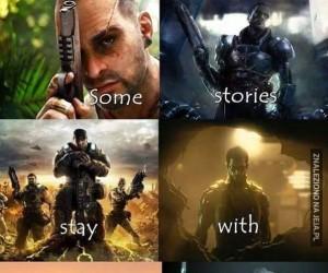 Niektóre historie zostają z nami na zawsze