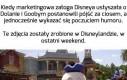 Dolan w Disneylandzie