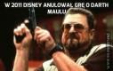 W 2011 Disney anulował grę o Darth Maulu