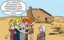 Niezadowolona żona Noego