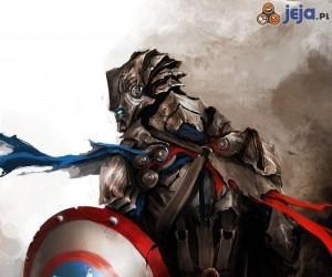 The Avengers - portrety w klimacie RPG