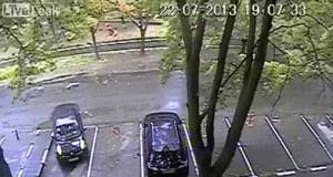 Parkowanie kobiety