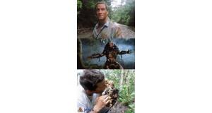 Bear Grylls vs Predator
