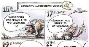 Argumenty na przestrzeni wieków