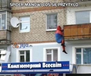 Spider-Manowi coś się przytyło...