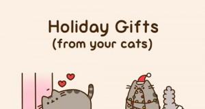 Najlepsze prezenty od Twojego kota
