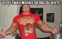 Super mięśnie!