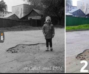 Dziura never changes