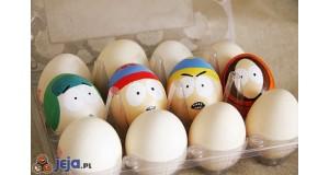 Życie jajek - South Park