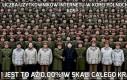 Liczba użytkowników internetu w Korei Północnej to 605