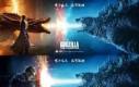 Nowa Godzilla wygląda super