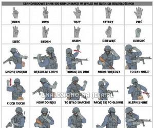 Trochę inne znaki SWAT