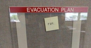 Plan ewakuacji