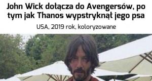 Reszta Avengersów nie będzie potrzeba