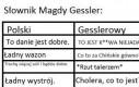 Podręczny słownik Gesslerowego