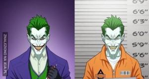 Przeciwnicy Batmana w więzieniu