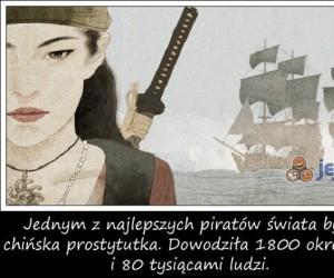 Ciekawostka o piratach
